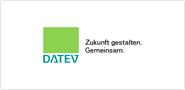Kooperationslogo - DATEV