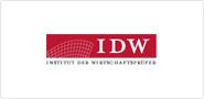 Kooperationslogo - IDW